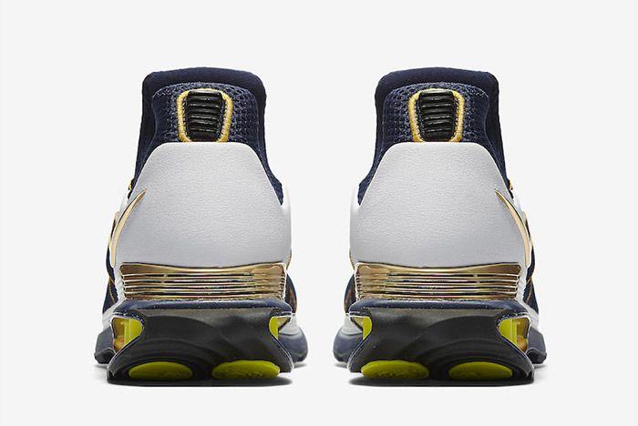 Nike Shox Gravity Midnight Navy 4