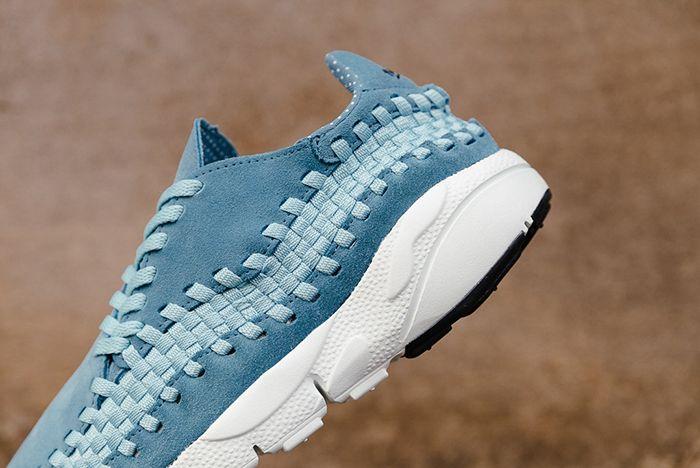 Nike Air Footscape Woven Nm Smokey Blue3