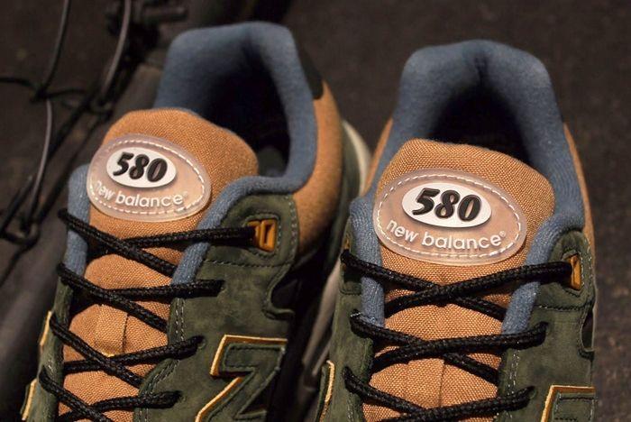 Mita Sneakers New Balance 580 20Th Anniversary 2