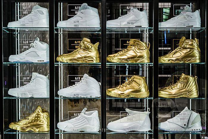 Jordan Brand Opens Incredible Pinnacle Store In Parisfeature