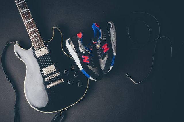 New Balance M998 Cbl Connoisseur Guitar6