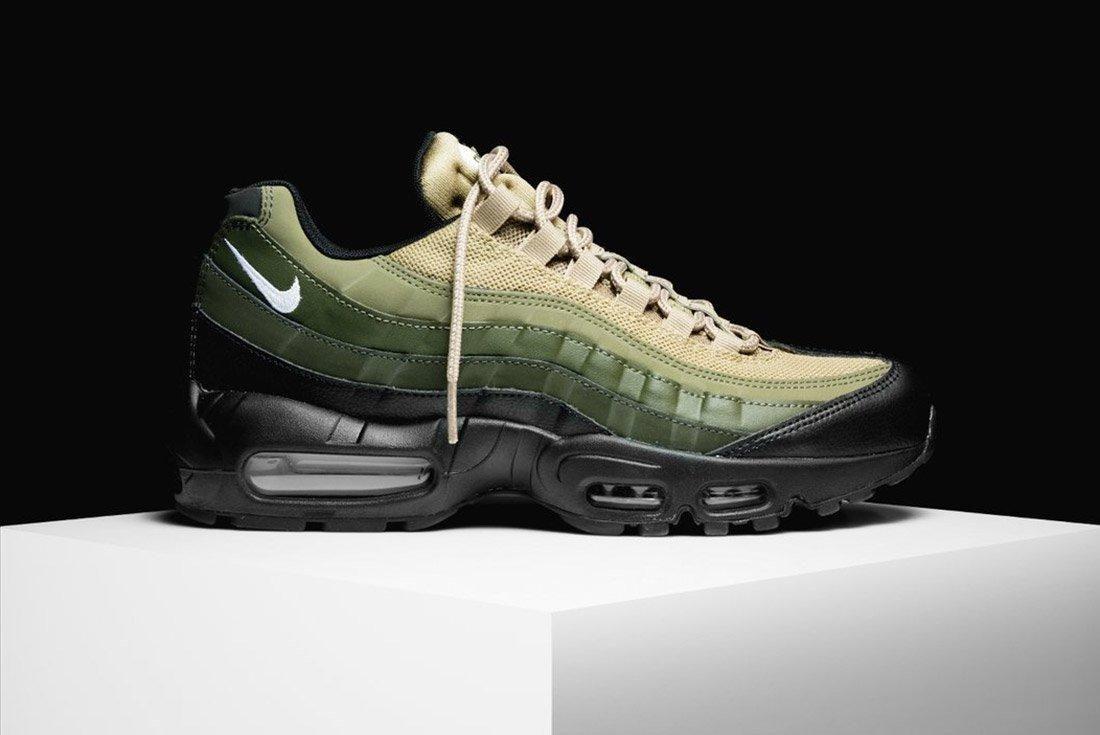 Nike Air Max 95 Essential Sequoia 5