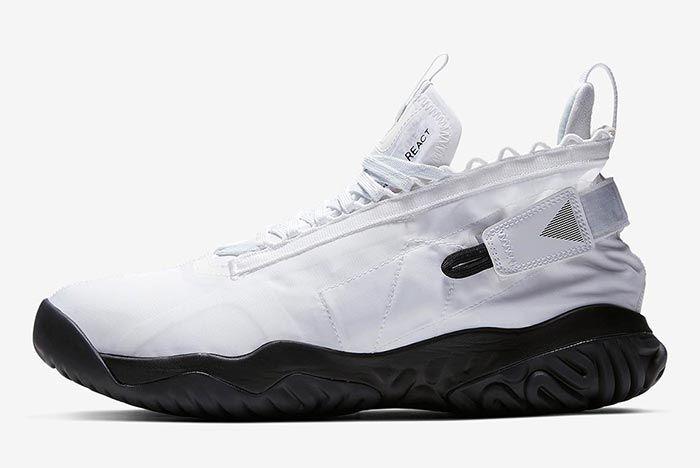 Air Jordan Prot React White Side Shot 5