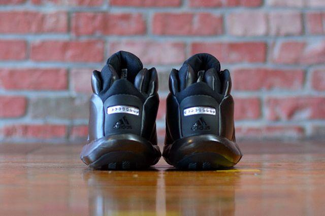 Adidas Crazy 1 Triple Black 3