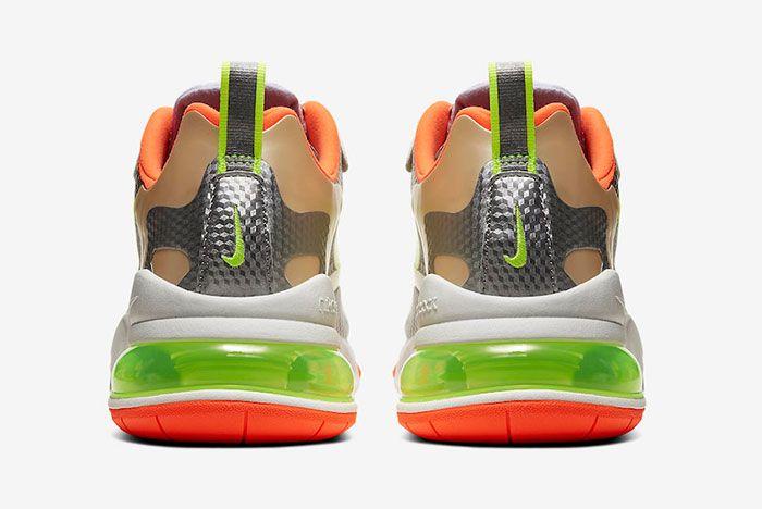 Nike Air Max 270 React Zesty Heel