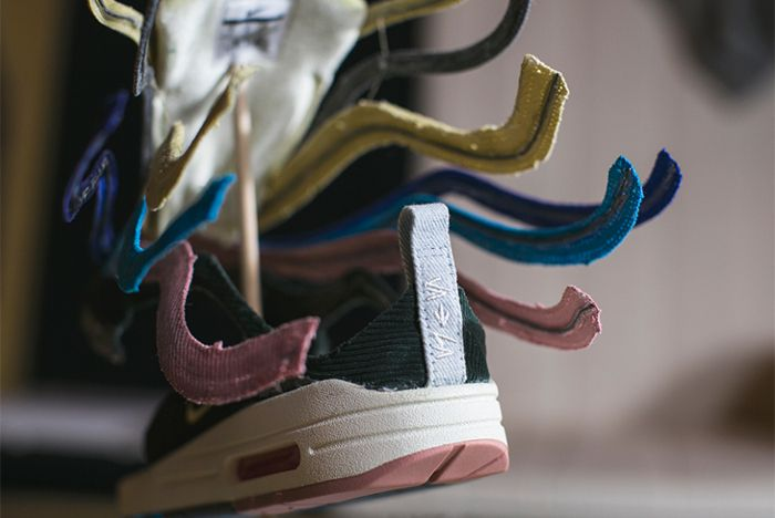 Wotherpsoon Air Max Custom 3