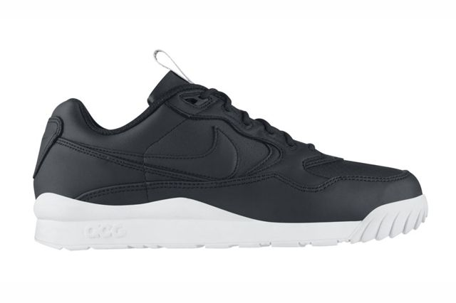 Nike Air Wildwood Premium Black White 1