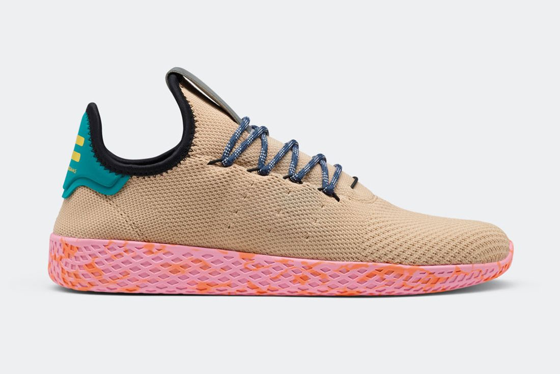 Pharrell X Adidas Tennis Hu 5