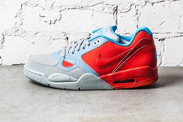 Nike Air Flight 13 Light Crimson Base Grey 1