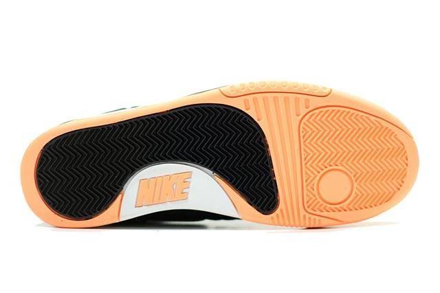 Nike Air Tech Challenge Ii Black Mango 2