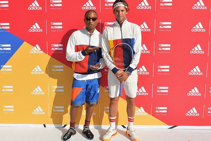 Adidas Pharrell Williams Hu Nmd Black Multicolour 1