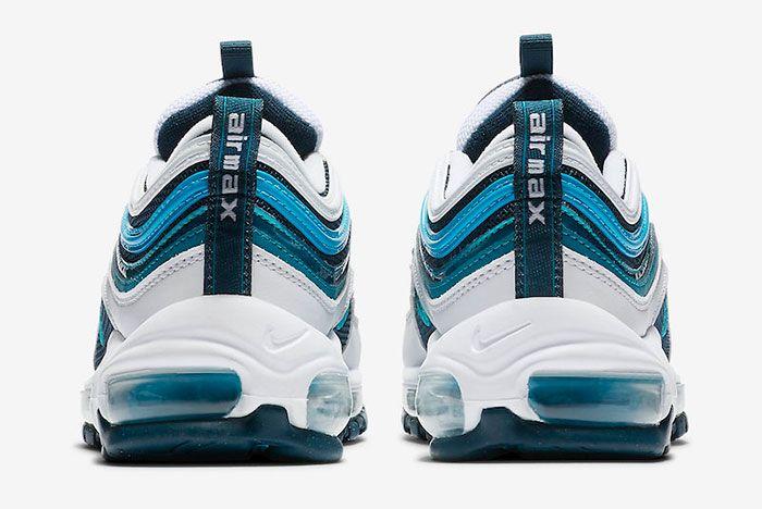 Nike Air Max 97 Rf Blue Teal Bv0050 100 Release Date 5Heel