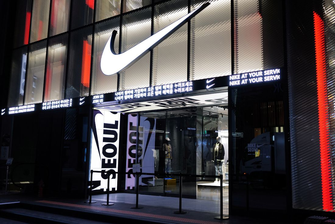 Nike Seoul Rise Concept store official pics