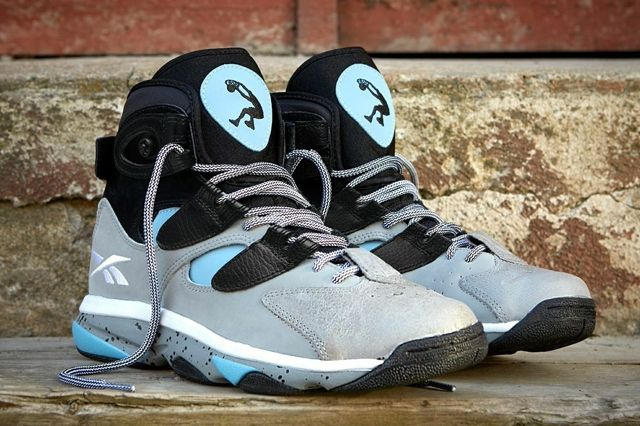 Reebok Shaq Attaq Brick City 5