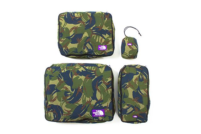 The North Face Purple Label Camo Bag Collection 3