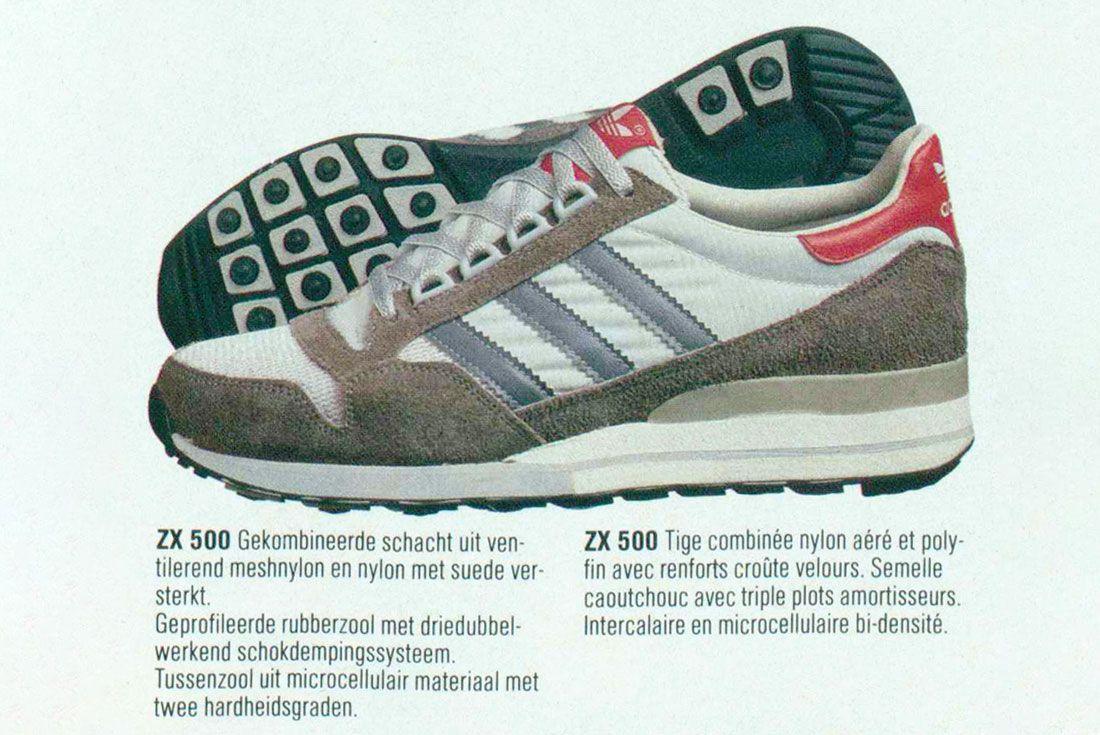 adidas ZX 500 1985