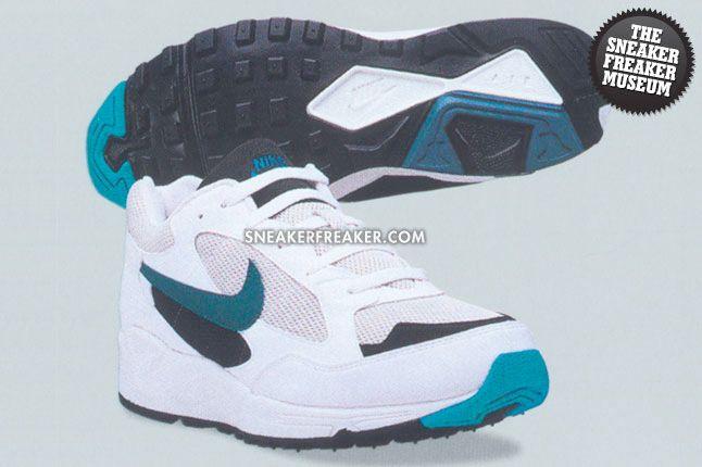 Nike Air Structure Triax 1994 Spruce 1