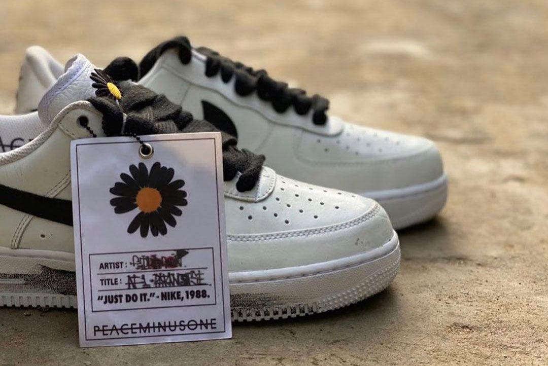 PEACEMINUSONE x Nike Air Force 1