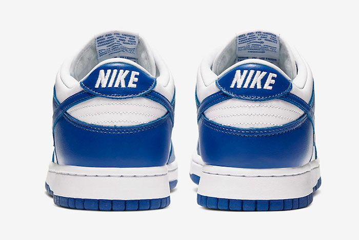 Nike Dunk Low Kentucky Cu1726 100 Release Date 5 Official