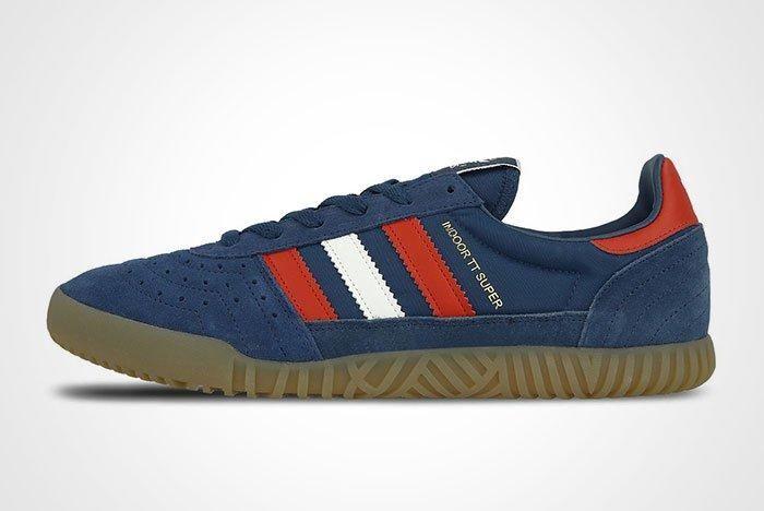 Adidas Indoor Super Mystery Blue Thumb