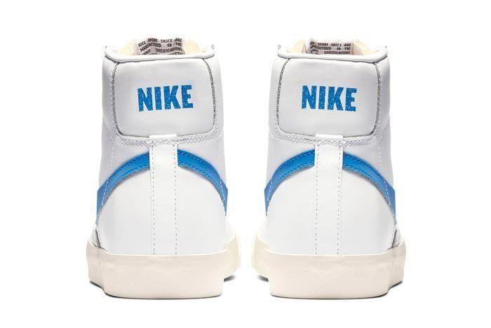 Nike Blazer Mid 77 Pacific Blue 3