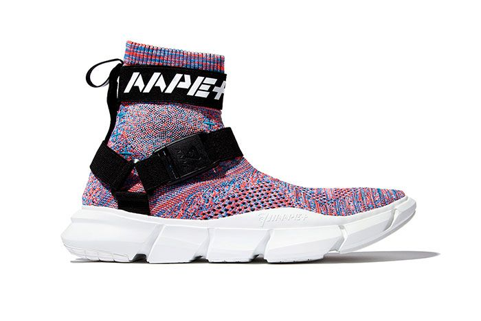 Aape By A Bathing Ape Spring Summer 2019 Footwear Collection 3 Side