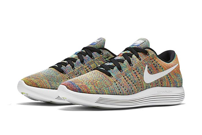 Nike Lunarepic Flyknit Low Multicolour Pack 7