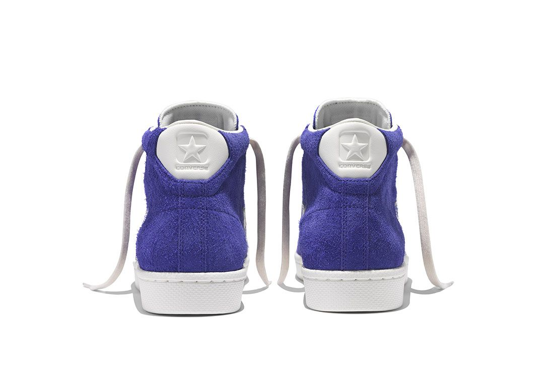 Converse Pro Leather 76 Vintage Suede Pack 2