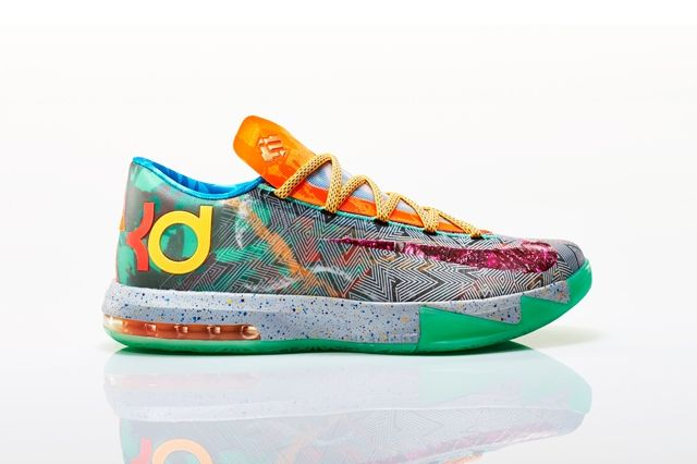 Nike What The Kd Vi 2
