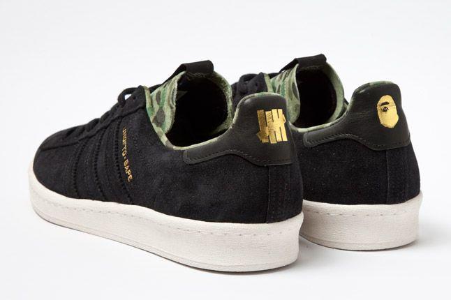 Bape X Adidas X Undftd Blk 03 11
