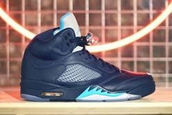 Thumb Air Jordan 5 Midnight Navy