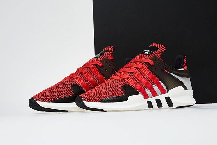 Adidas Eqt Support Adv Collegiate Red