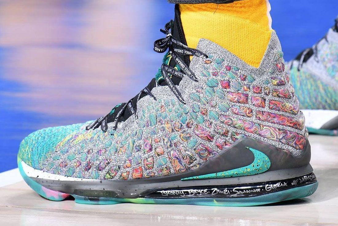 Nike Lebron 17 I Promise
