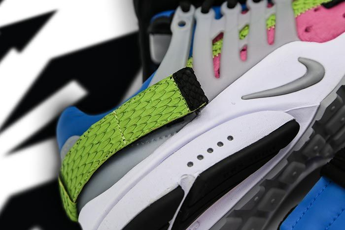 Nike Air Presto Ceeze Custom Detail Shot