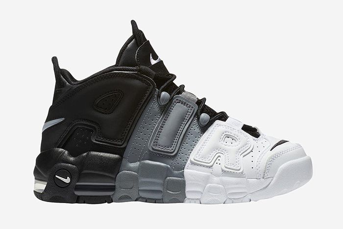 Nike Air More Uptempo Tricolor 1