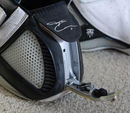 Adidas T Mac 4 Heel Tech