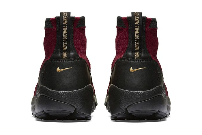 Nike Air Footscape Magista Flyknit Fc Burgundy 1