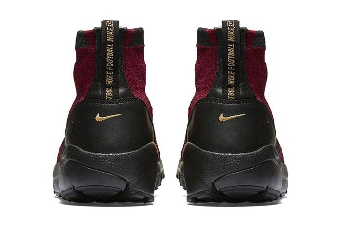 Nike Air Footscape Magista Flyknit Fc Burgundy 1