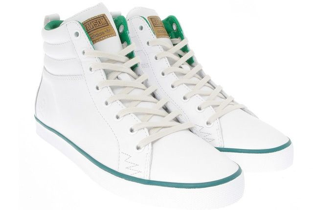 Adidas Ransom Valley White Green 1