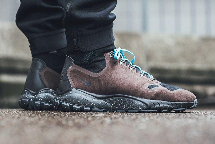 Nike Zoom Talaria Flyknit Mid On Foot 3