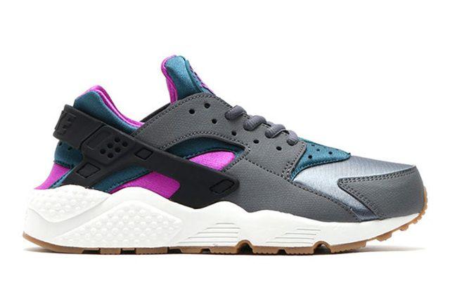 Nike Air Huarache Wmns Dark Greyteal7
