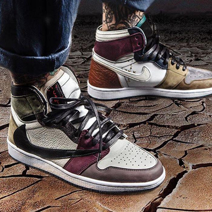 The Best And Worst Travis Scott X Air Jordan 1 Customs On The
