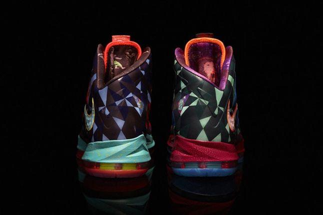 Nike Lebron James X Mvp Profile Heels 1