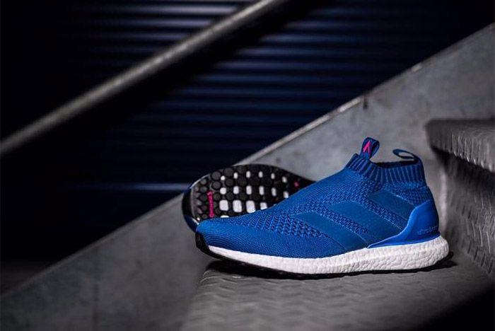 Adidas Ace 16 Ultra Boost Blue 2