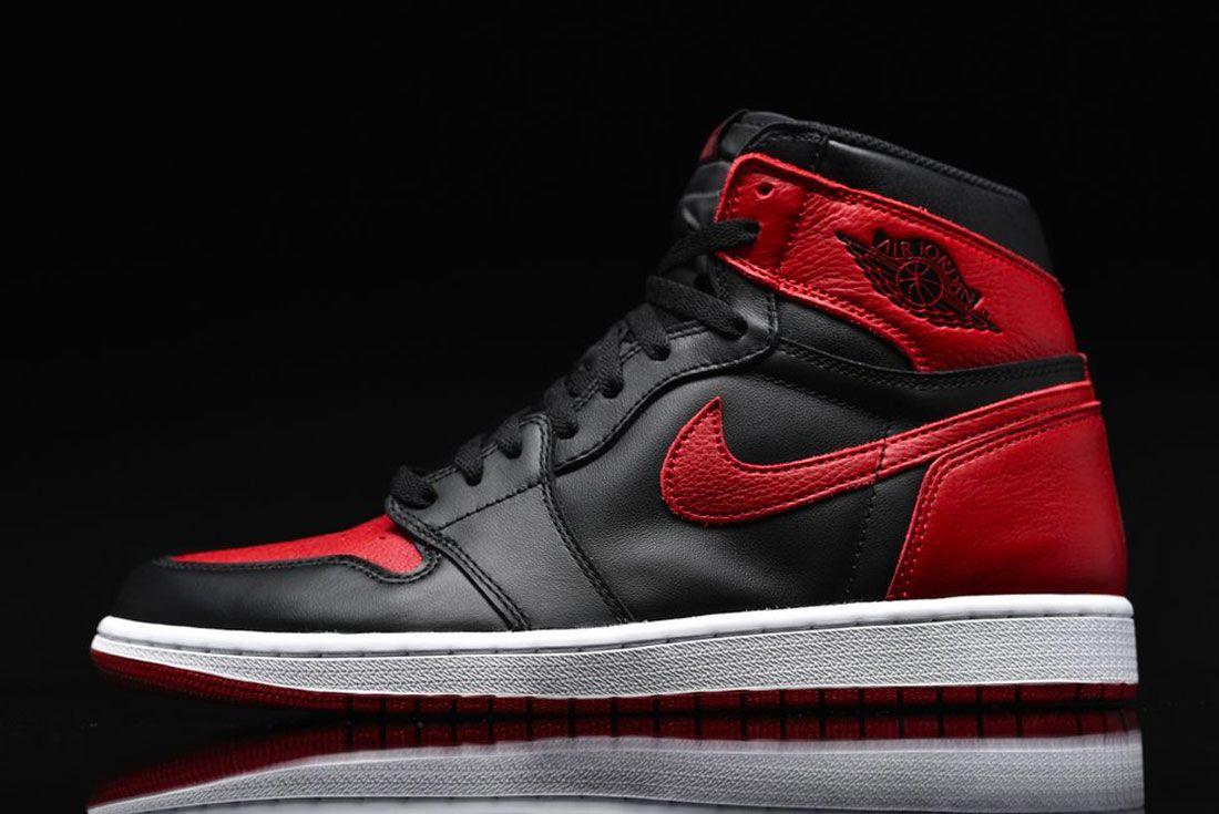 Jordan Brand Air Jordan 1 Bred