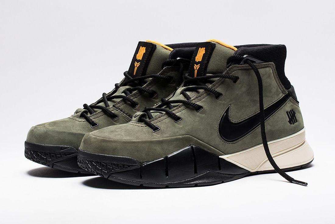 Undefeated X Nike Kobe Proto 4