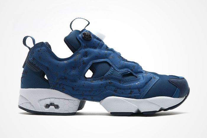 Reebok Instapum Fury Speckled Feature