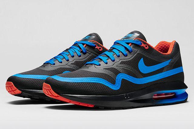 Nike Air Max Lunar Blue 2