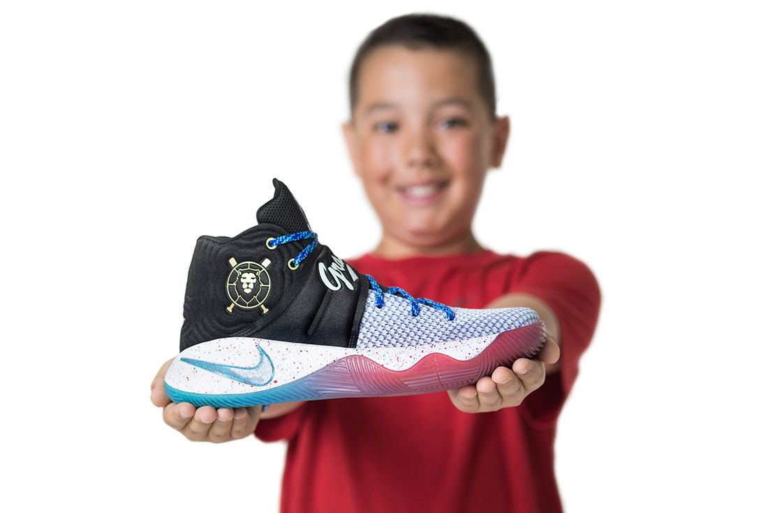 Doernbecher Freestyle Collection Kyrie 2 2