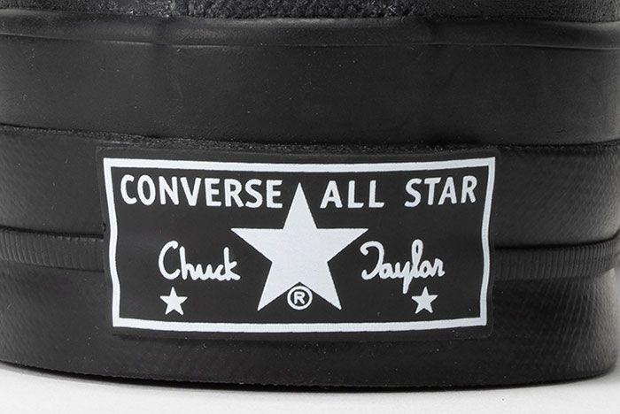 Converse Japan Addict Chuck Taylor N Hoolywood Heel Detail